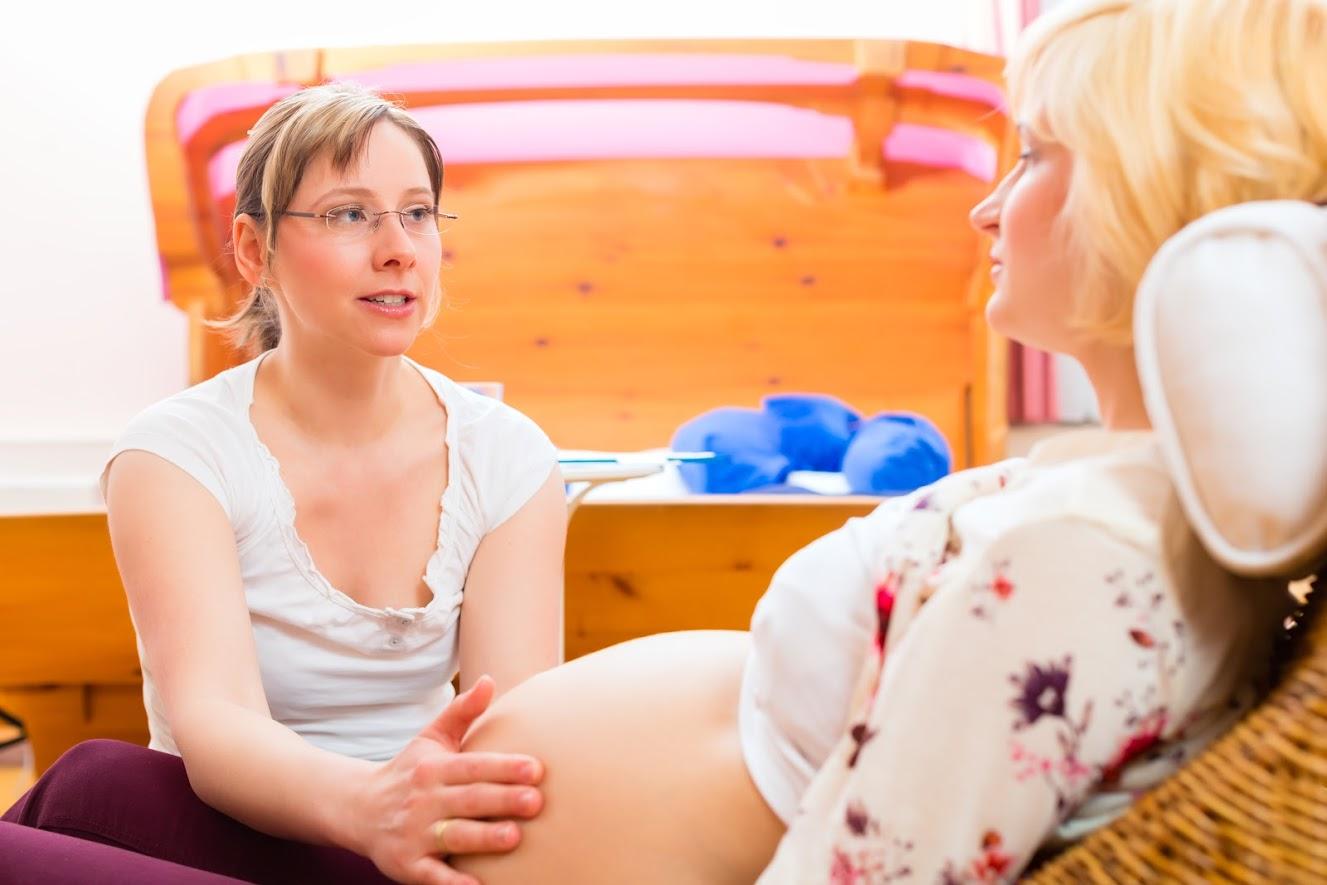 pporadna porodní asistentky